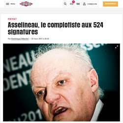 Asselineau, le complotiste aux 524 signatures