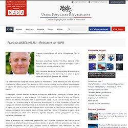 François ASSELINEAU – Président de l'UPR - Élections présidentielles 2012, F. ASSELINEAU