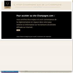 assemblage élaboration champagne - Tout savoir