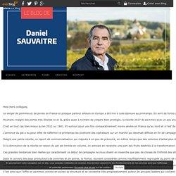 DANIEL SAUVAITRE 06/12/17 Assemblée Générale de l'Association Nationale Pommes Poires. Rapport moral du président.