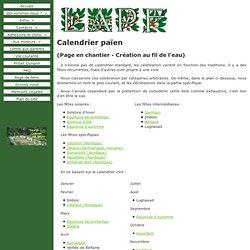 Libre Assemblée Païenne Francophone - Paganisme
