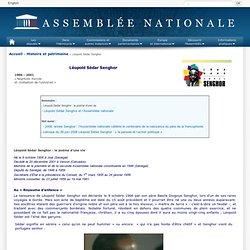 Léopold Sédar Senghor : Le père de la francophonie