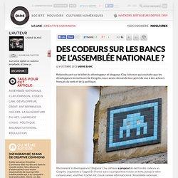 Des codeurs sur les bancs de l'Assemblée nationale ? » Article » OWNI, Digital Journalism