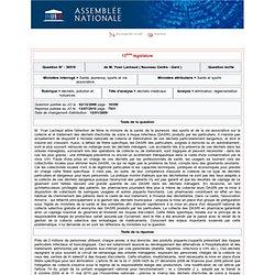 QE 36518 déchets, pollution et nuisances - déchets médicaux - élimination. réglementation