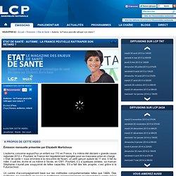 État de Santé : Autisme : la France peut-elle rattraper son retard ?