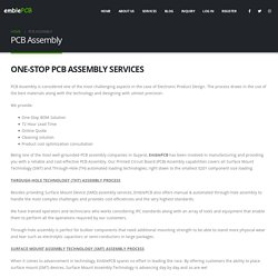 PCB Assembly Companies in Gujarat & Noida
