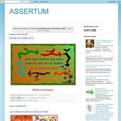 ASSERTUM: Actividades para la Educación Infantil