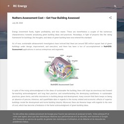 Nathers Assessment Cost – Get Your Building Assessed
