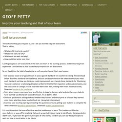 Geoff Petty - Teaching Today