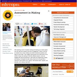 Assessment in Making