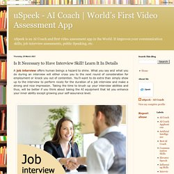 Is It Necessary to Have Interview Skill! Learn It In Details
