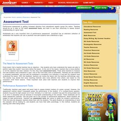 Assessment Tool – Free Assessment Tools for Teachers