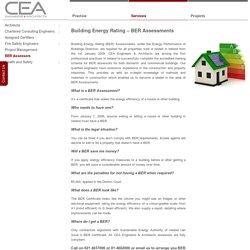 Unique Firm for BER Assessment Dublin