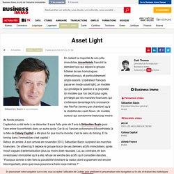 Asset Light