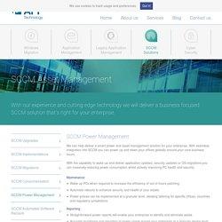SCCM Asset Management