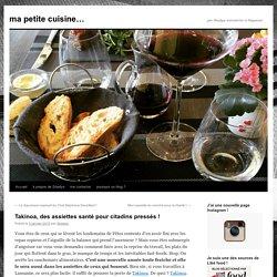 Takinoa, des assiettes santé pour citadins pressés ! « Mes Billets Gourmands « ma petite cuisine…