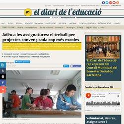 Adéu a les assignatures: el treball per projectes convenç cada cop més escoles
