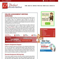 Buy Assignment Writing Services in Uk from Assignment Expert