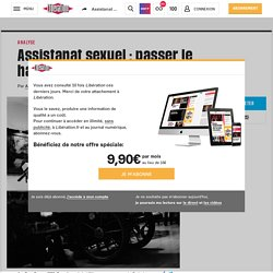 Assistanat sexuel : passer le handicap