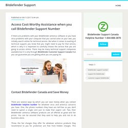 Access Cost-Worthy Assistance when you call Bitdefender Support Number