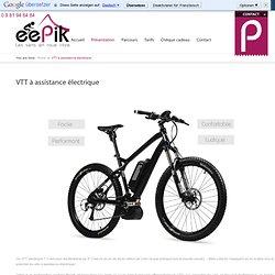 VTT à assistance électrique
