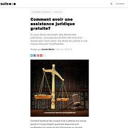Comment avoir une assistance juridique gratuite?: L'aide juridictionnelle permet de bénéficier de conseils sans frais