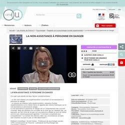 La non-assistance à personne en danger - Les Amphis de France 5