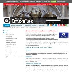 Bureau d'Assistance policière aux Victimes - Ville de Bruxelles