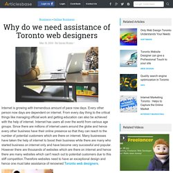 How can we find best web design Toronto companies