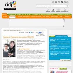 Assistant / Assistante de gestion PME/PMI