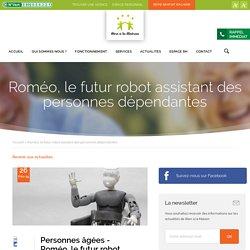 Roméo, le futur robot assistant des personnes dépendantes - Aide à domicile et service à la personne - Bien à la maison
