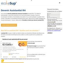Faire un BTS SAM pour devenir assistant ressources humaines (RH)