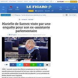 Marielle de Sarnez visée par une enquête pour son ex-assistante parlementaire
