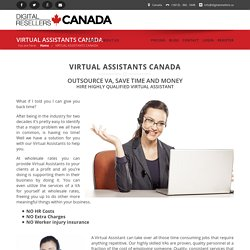 Virtual Assistants Canada