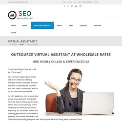 Virtual Assistants Reseller