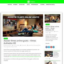 Assistir filmes online gratis - filmes dublados HD - fcdigital