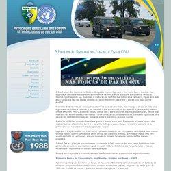 História - ABFIPONU - Associação Brasileira das Forças Internacionais de Paz da ONU