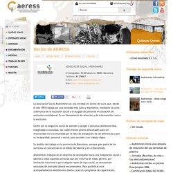 Associació Social Andròmines / Cataluña / Entidades socias / Quiénes somos / Home - AERESS