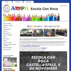 Associació de Mares i Pares d'Alumnes de l'Escola Can Roca de Castelldefels AMPA Escola Can Roca
