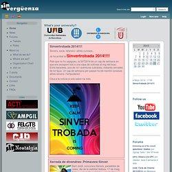 sin vergüenza Associació universitària de gais, lesbianes, bisexuals i transsexuals
