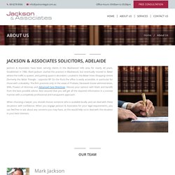 Jackson & Associates Solicitors