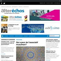 Alter Echos - L'actualité sociale, avec le décodeur
