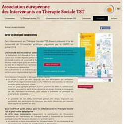 Association I Actualités I Université innovation publique