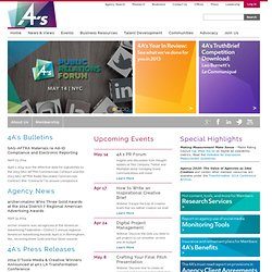 4A's | American Association of Advertising Agencies