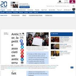 Anticor, la petite association anticorruption qui fait peur aux politiques