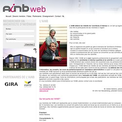 Association des architectes d'intérieur