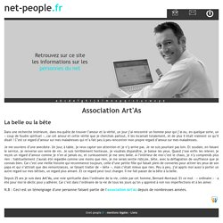 Association Art'As - net-people.fr