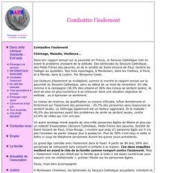 Association BAFS 89 - Assistance familiale et sociale en Bourgogne - Combattre l'isolement