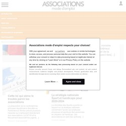 Association mode d'emploi