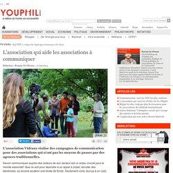 L'association qui aide les associations à communiquer